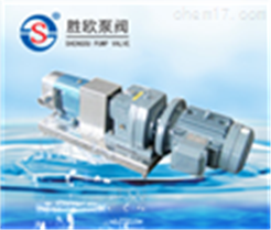 ZB3A型齒輪定速比轉子泵