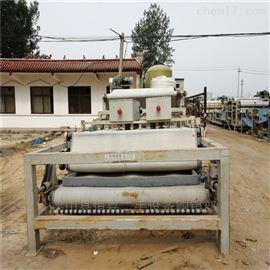 2.5*7米宁波降价出售二手2.5*7米真空带式压滤机