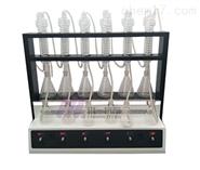 简易一体化蒸馏仪CYZL-6C同时萃取蒸馏装置