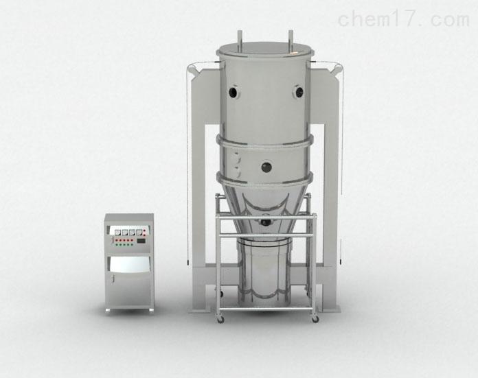 沸騰製粒幹燥機