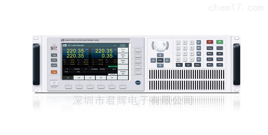 IT8600系列直交流电子负载