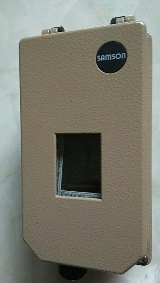 SAMSON定位器3780-1 现货销售