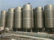 出售二手5吨三层乳品发酵罐 食品级搅拌罐
