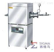 真空氣氛管式實驗電爐(小型鋼件的加熱)
