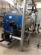 2T二手冷凝式卧式内燃蒸汽锅炉