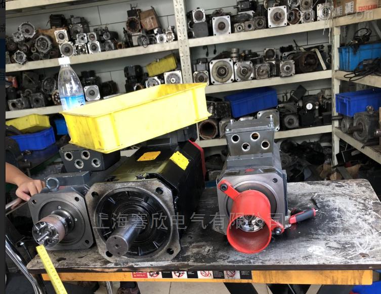 西门子系统报警F07930电机刹车故障修理