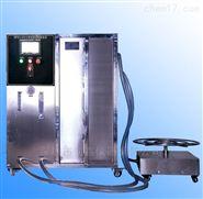 PLC触屏式IPX56强喷水试验机(带旋转台)