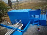 贵州井水河水一体化净水器安装调试
