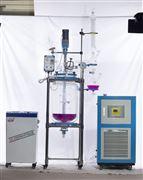 GDSZ高低温循环一体机配套玻璃反应釜