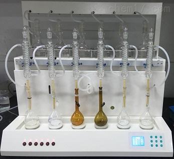 MJC-1000B型自动体化蒸馏仪