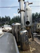 供应二手双效节能浓缩蒸发器