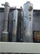 出售二手双效节能浓缩蒸发器