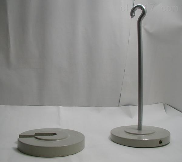1KG双钩标准砝码厂家(检定出厂发货)