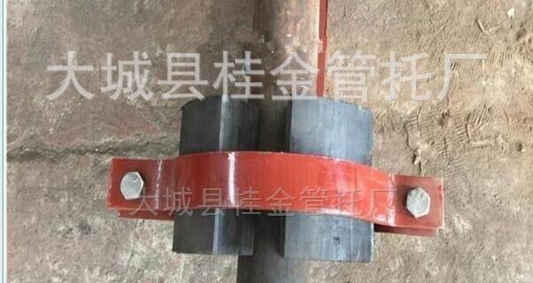 直销保冷木支架 风管和水管安装木托