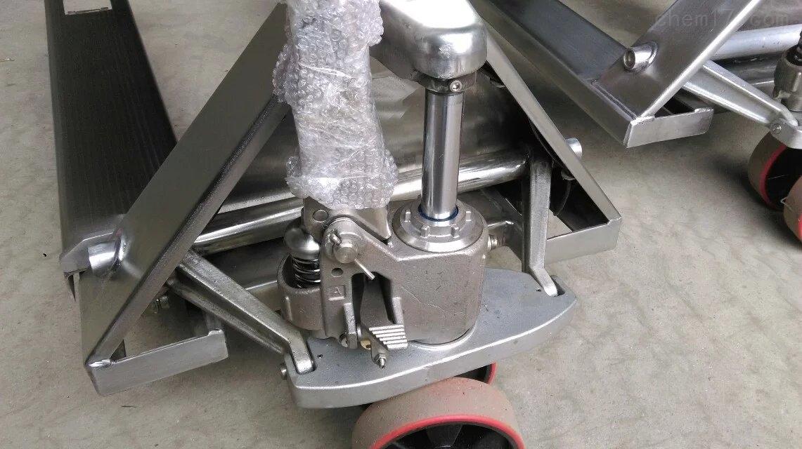 304不锈钢搬运叉车称厂家