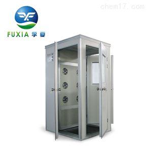FLB-1DFLB-1D单人单吹直角风淋室