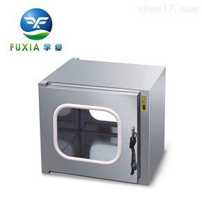 外600机械互锁型外600不锈钢普通传递窗净化