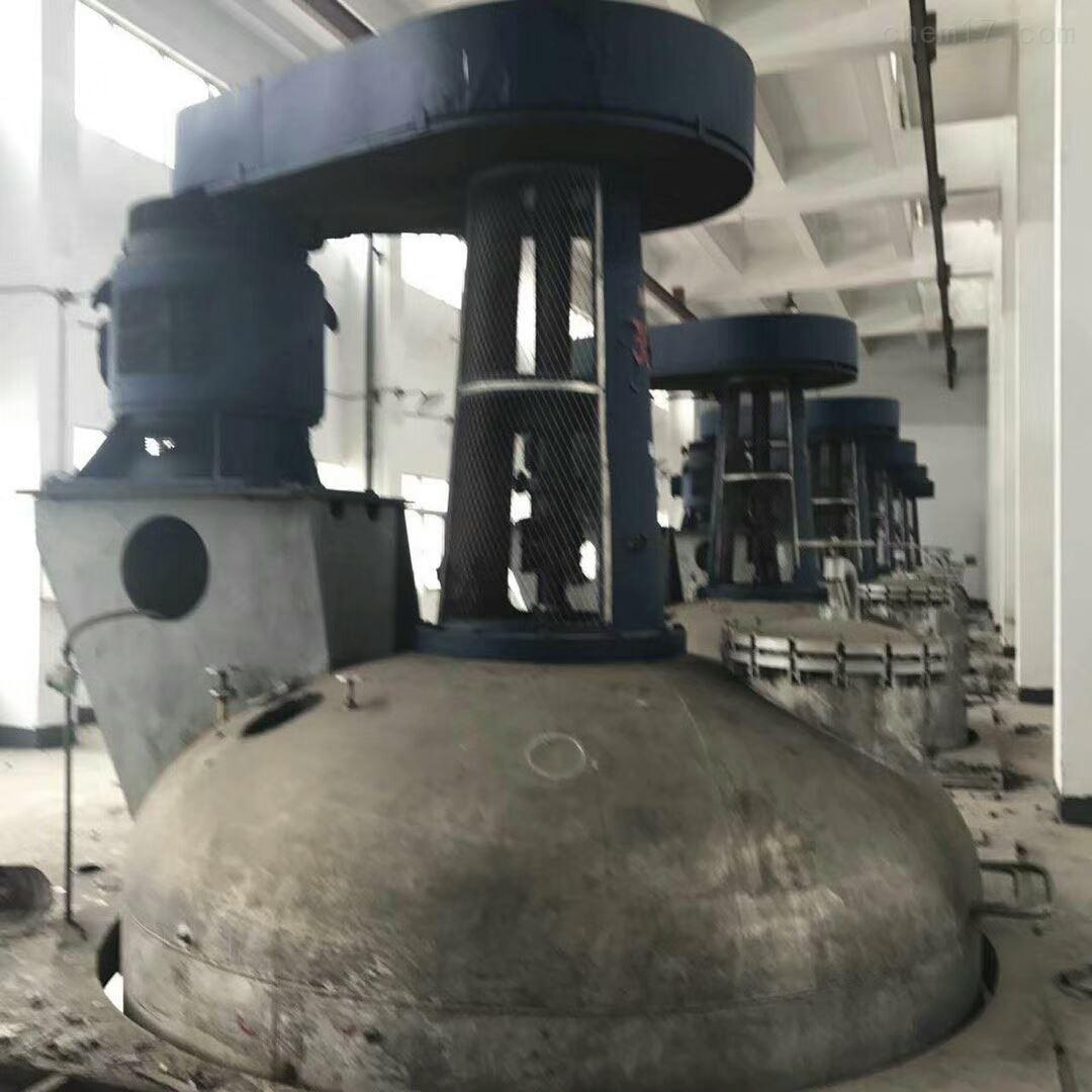 15立方不锈钢反应釜二手15立方不锈钢反应釜回收厂家上门服务