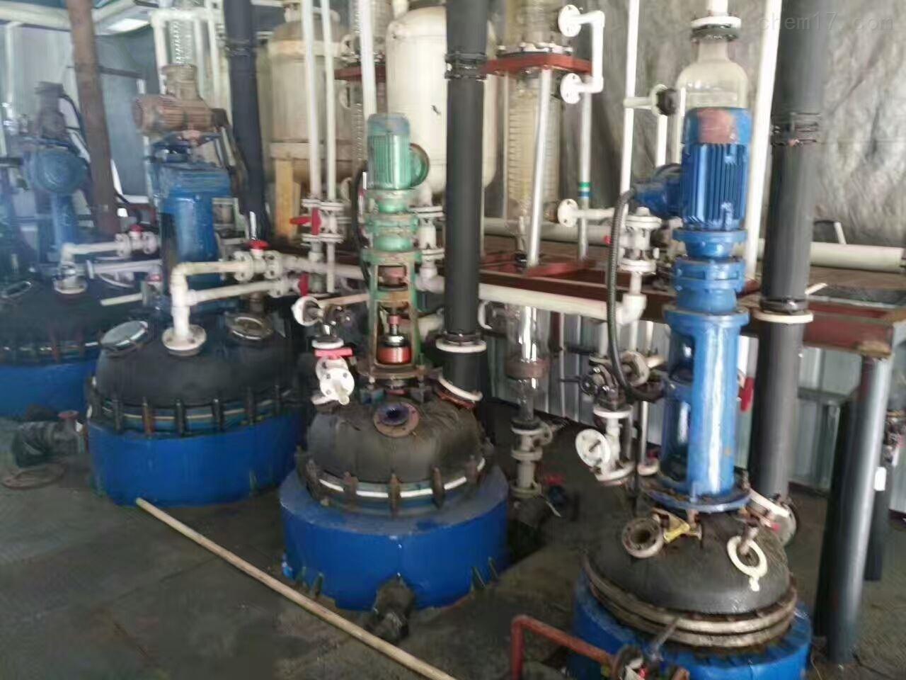 二手10吨搪瓷反应釜各地回收二手10吨搪瓷反应釜天长地久
