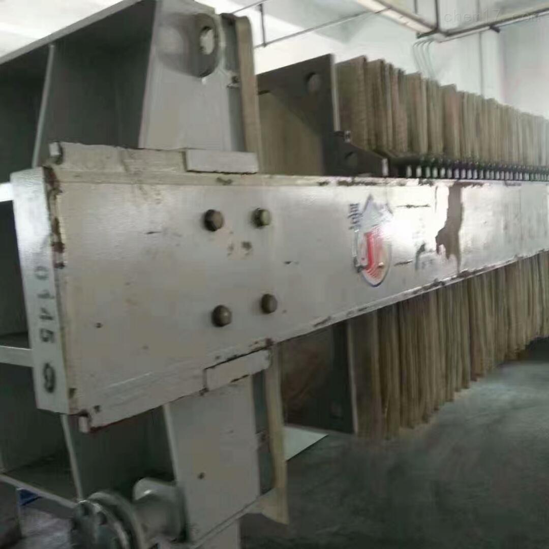 300平方厢式压滤机我公司回收二手300平方厢式压滤机