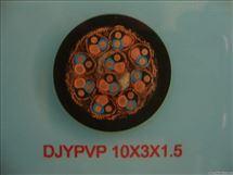 KVVP-22屏蔽铠装控制电缆
