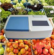 快速检测蔬菜水果农药残留检测仪