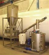 干粉投加及溶解裝置