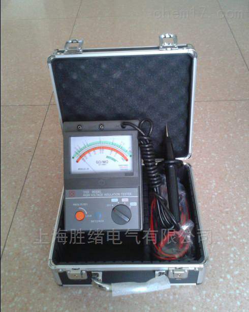 BO3125绝缘电阻测试仪
