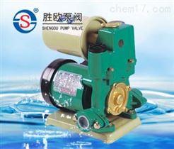 WZ系列自吸增壓泵