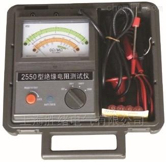 上海BC2010智能双显绝缘电阻测试仪