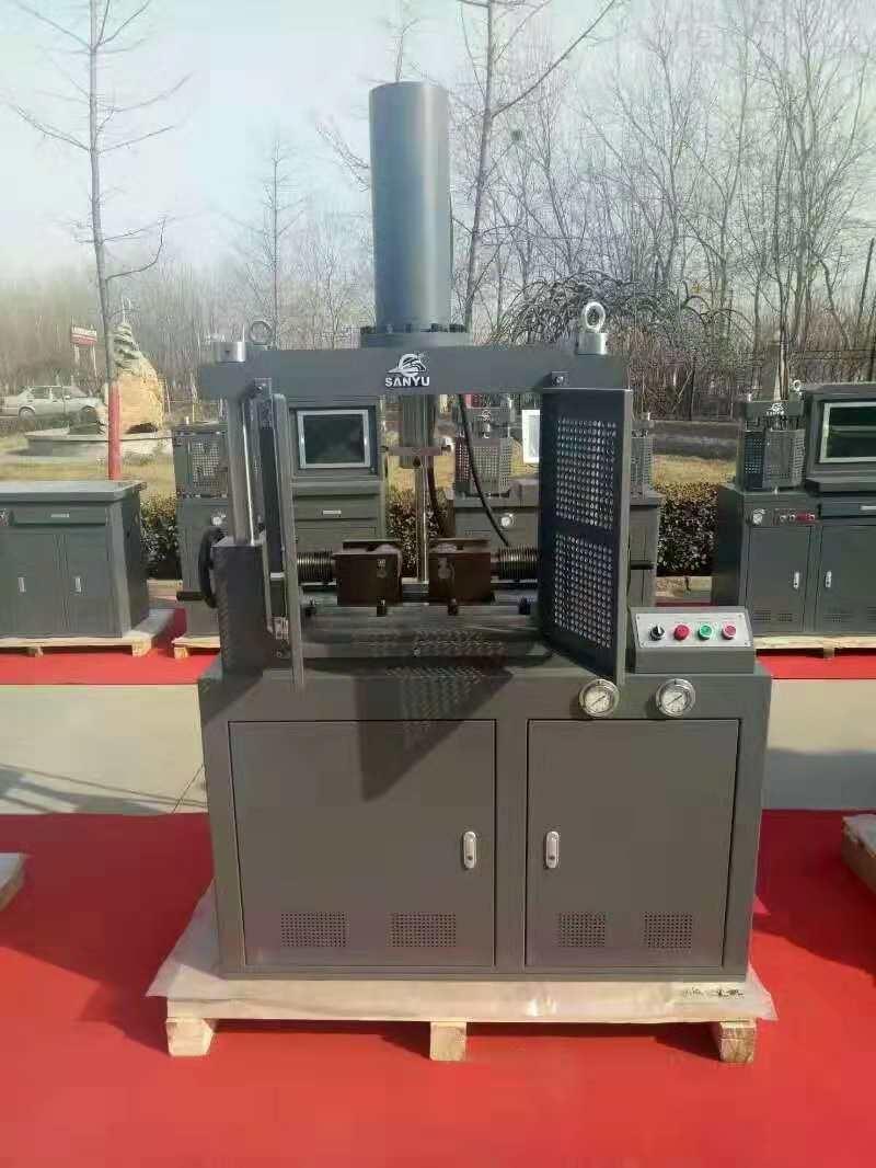 贵州新标准300B数显式钢筋正反向弯曲试验机