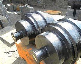 M1出售铸铁材质1吨1T圆形砝码/圆滚砝码批发