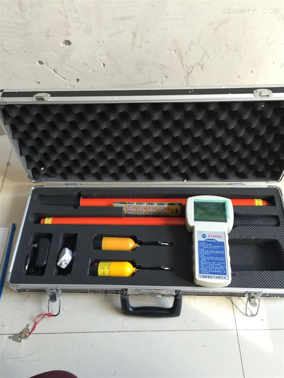 JT9011数字高压无线核相仪
