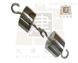 F1双面带钩子的砝码1kg1公斤不锈钢砝码批发价