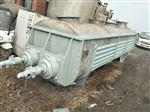 全国大面积回收二手空心浆叶干燥机
