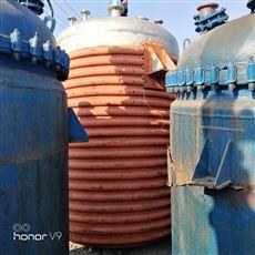 多台二手15吨不锈钢反应釜出售