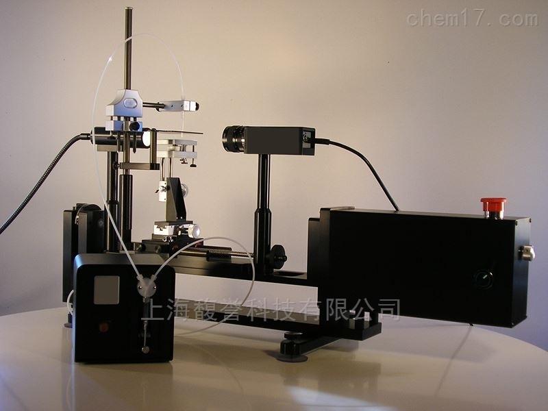 角膜接触镜接触角测量仪