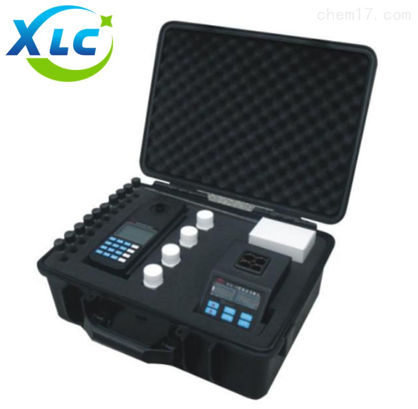 专业生产便携式总磷水质分析仪XCW-810A厂家