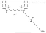 cy5.5高亮度CY5.5-NH2 Cyanine5.5 NH2高亮度荧光染料