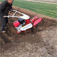果园开沟施肥机 一机多用的耕整柴油开沟机