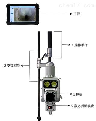 管道潛望鏡(QV)檢測