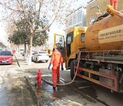 管道清淤疏通检测
