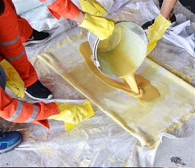 局部树脂固化管道修复