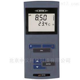pH 3110便携式pH计(经济型)单参数分析仪