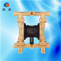 QBY3-10~125S耐腐蚀氟塑料气动隔膜泵