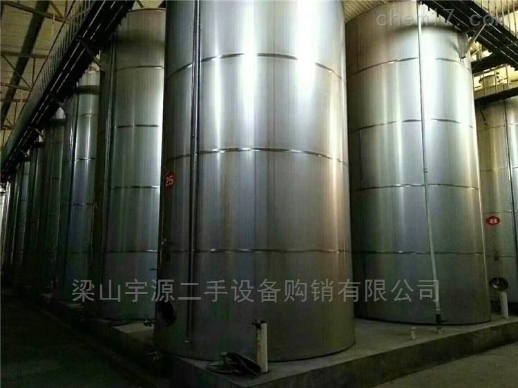 厂家经营二手8-9成新不锈钢化工储罐型号