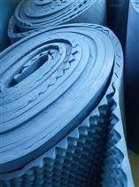 B1级30mm厚彩色波浪形海绵板规格