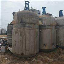回收二手不锈钢反应釜价格