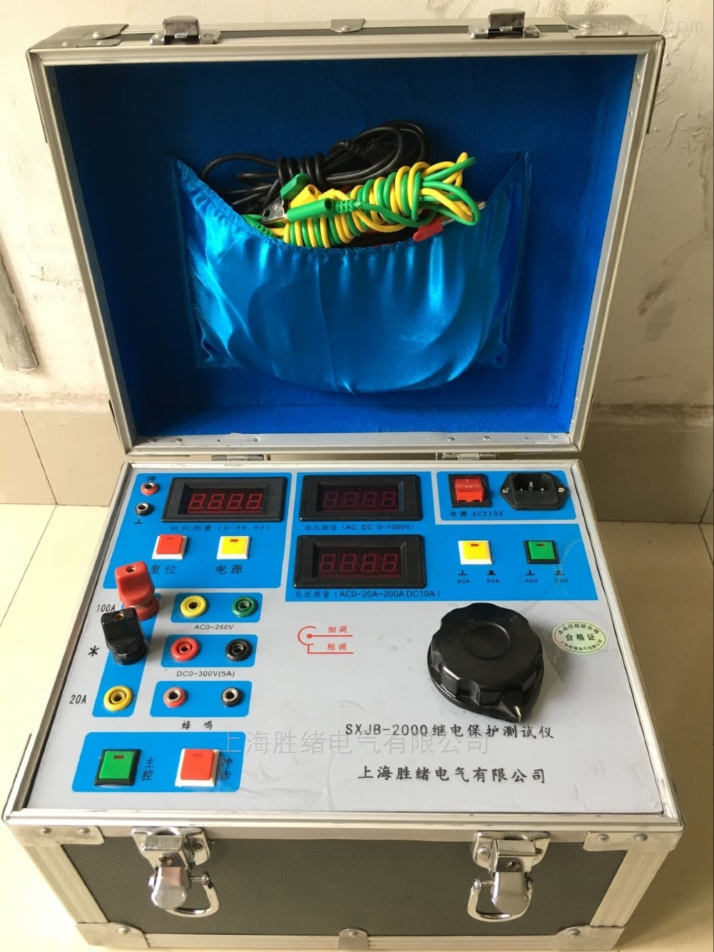 SX-三相微机继电保护测试仪