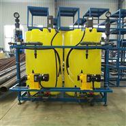 贵州毕节循环冷却水自动加药装置实景图